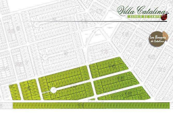 LOTE 450 m2 - VILLA CATALINA - BOSQUES DE CATALINA