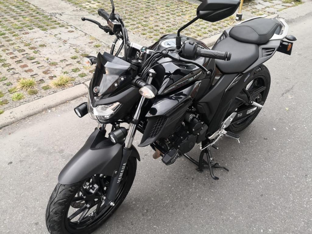 Vencambio Fz 250 2019