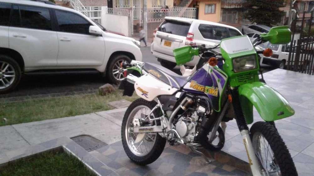 Kmx 125r Kawasaki