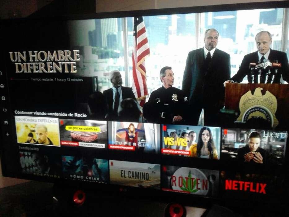 Tv Lg 50 Smartv Tdt Netflix Abierto