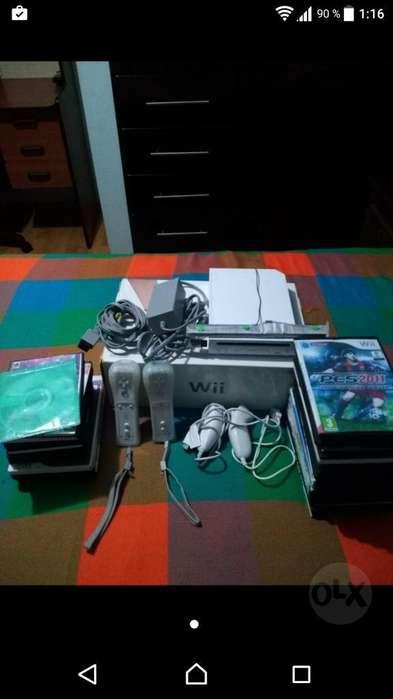 Cambio por Psp Vita Nintendo Wii