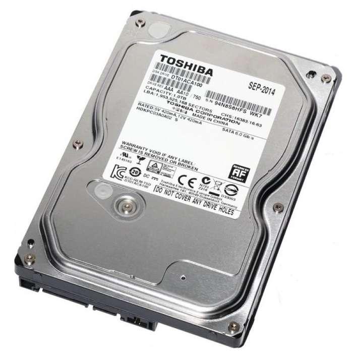 Disco Duro TOSHIBA 500 GB Garantizado al 100%
