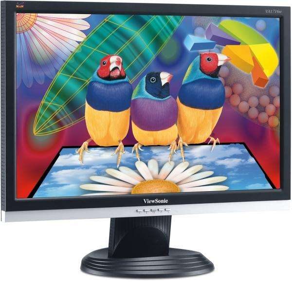 Monitor 17 Viewsonic Va1716w4
