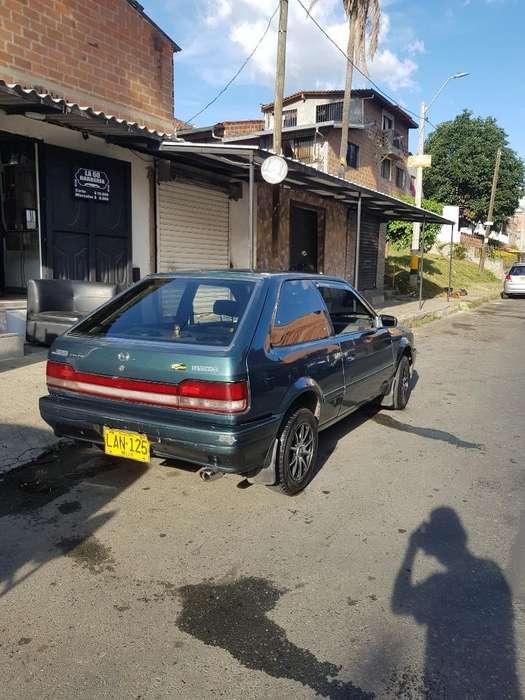 Mazda 323 1996 - 999999 km