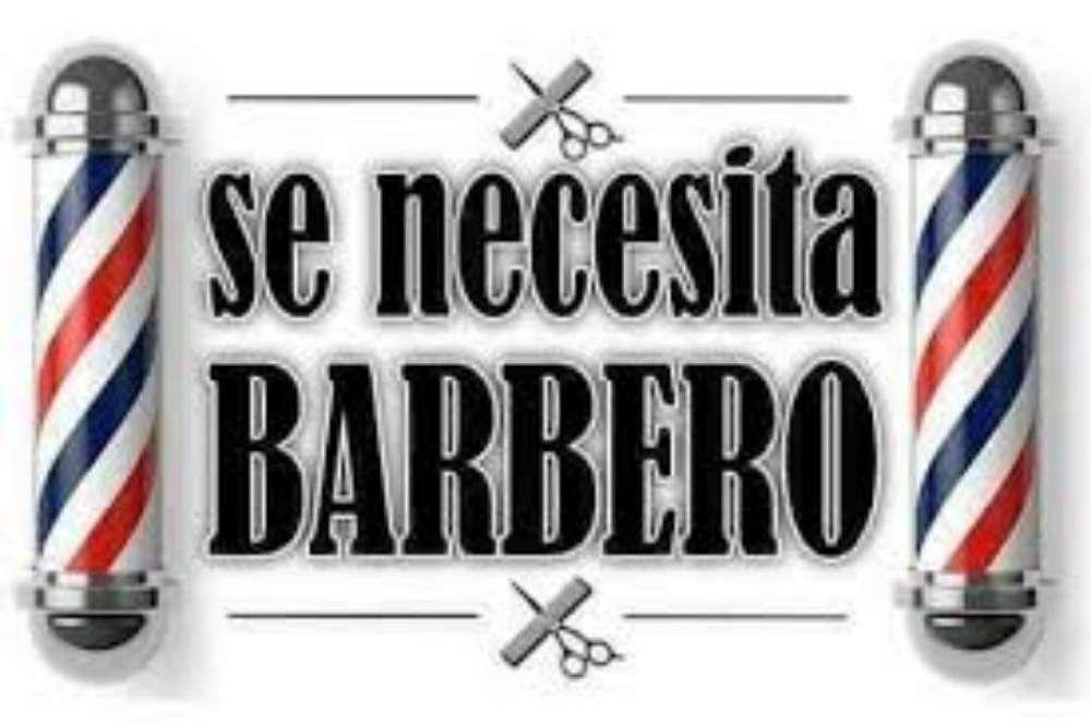 Se Necesita Barbero. Urgente