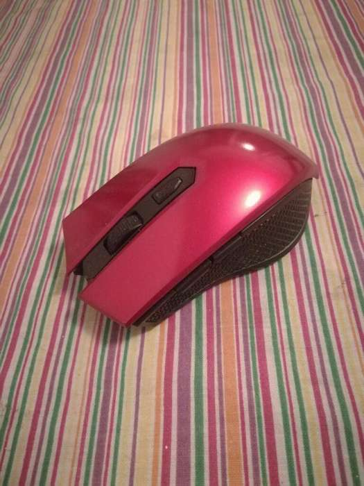 Mouse Inalámbrico Óptico