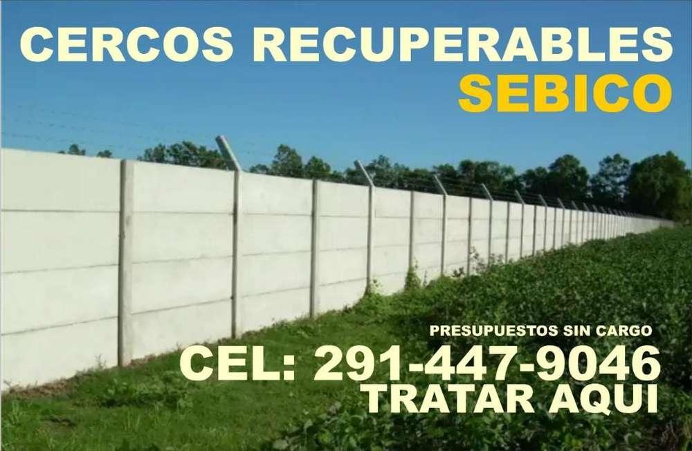 Cercos Recuperables 2914479046