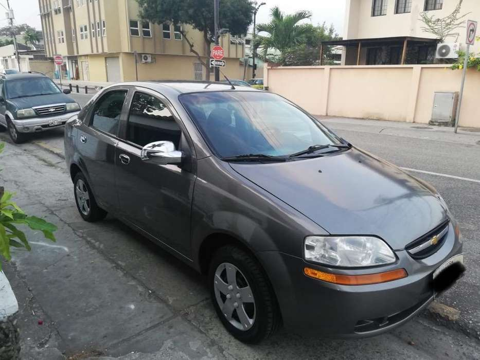 Chevrolet Aveo Family 2013 - 105000 km