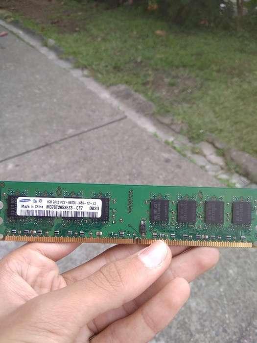 Ram Samsung 1gbddr2- Ram Jawan Ddr2 2gbs