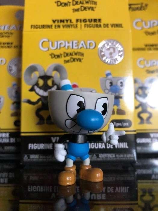 Mystery Minis Cuphead Mugman