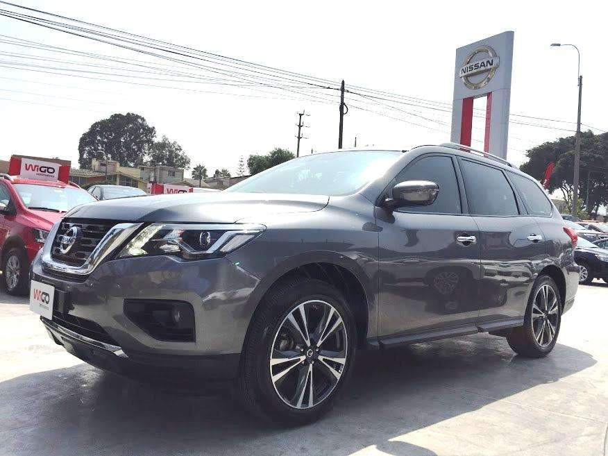 <strong>nissan</strong> Pathfinder 2018 - 8000 km