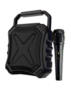 Parlante Portatil AudioBox BBX 100 Incluye Mic