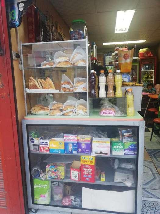Traspaso Snack Tienda