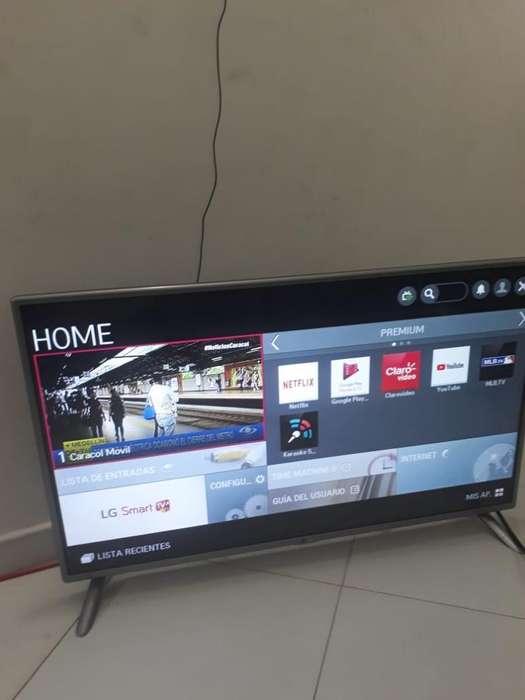 Smart Tv 42 Marca Lg Es Fhd
