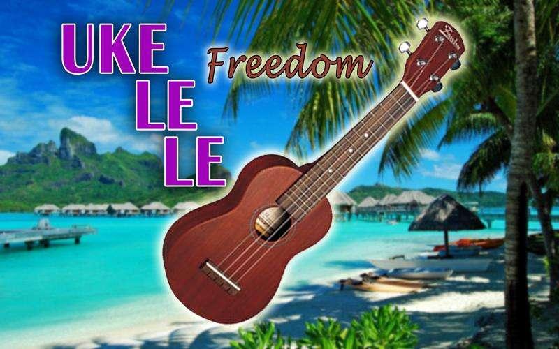 Ukeleles FREEDOM de OFERTA