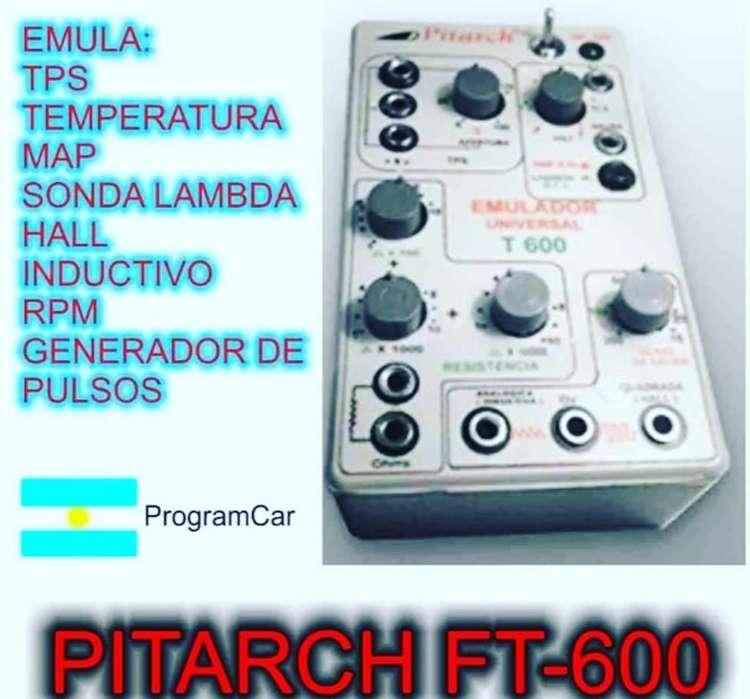 Emulador de Actuadores Pitarch