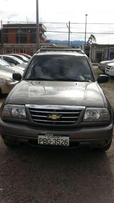 Chevrolet Grand Vitara 2012 - 93948 km