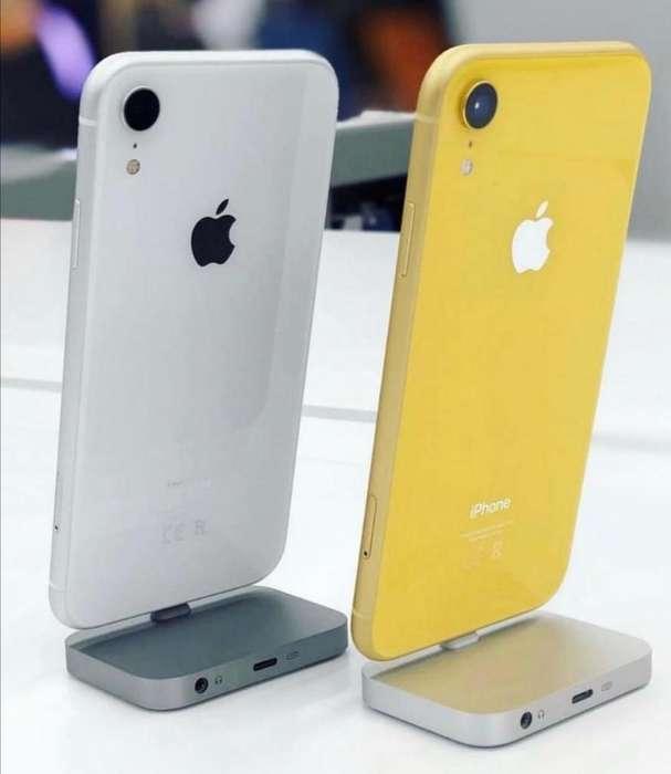iPhone Xr 128gb Nuevos Sellados