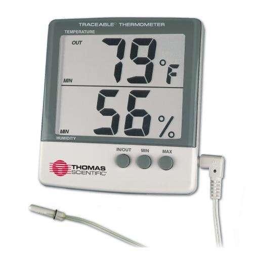 Termometro de humedad Thomas Scientific