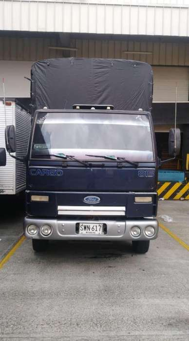 Ford cargo 815 modelo 2008