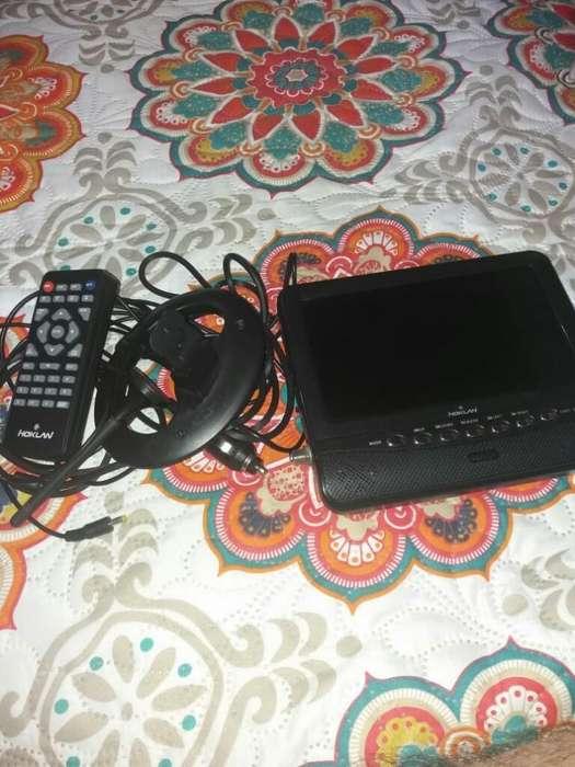 Tv para Carro Coje con Tdt Hd, Usb,radio