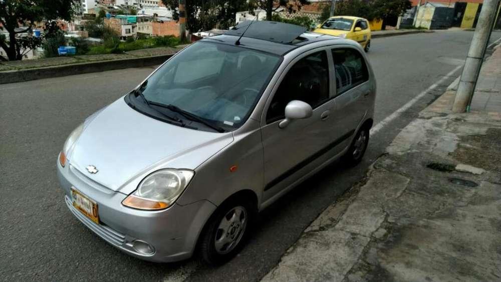 Chevrolet Spark 2012 - 126000 km