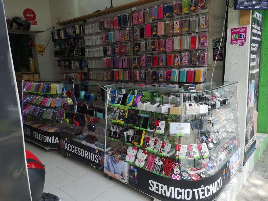 Local de Accesorios para Celular