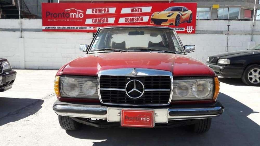 <strong>mercedes-benz</strong> Otro 1978 - 123000 km