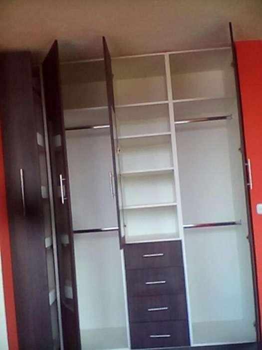 Closet Muebles de Cocina Puertas