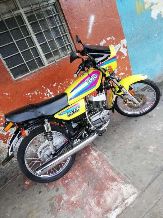 Venta de Moto Rx 115 Mod 2005.negociable