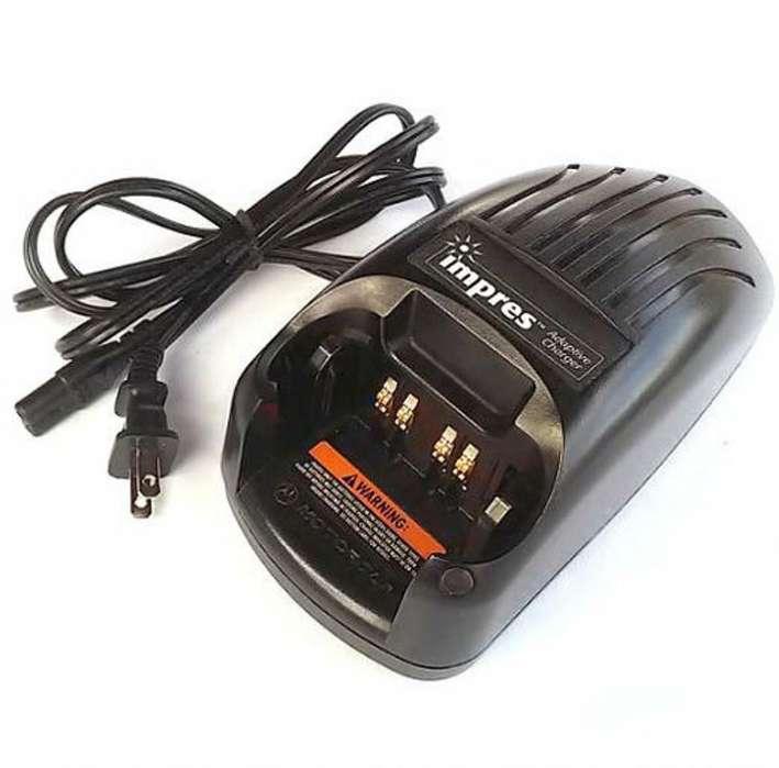 Cargador Radio Motorola Xts