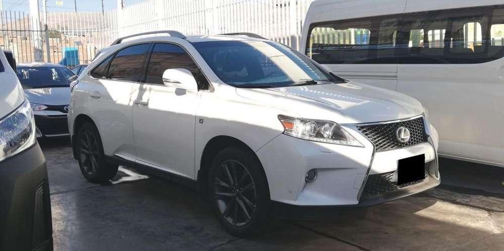 Lexus RX 350 2013 - 44500 km
