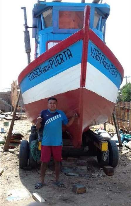 Se Vende Embarcación Pesquera