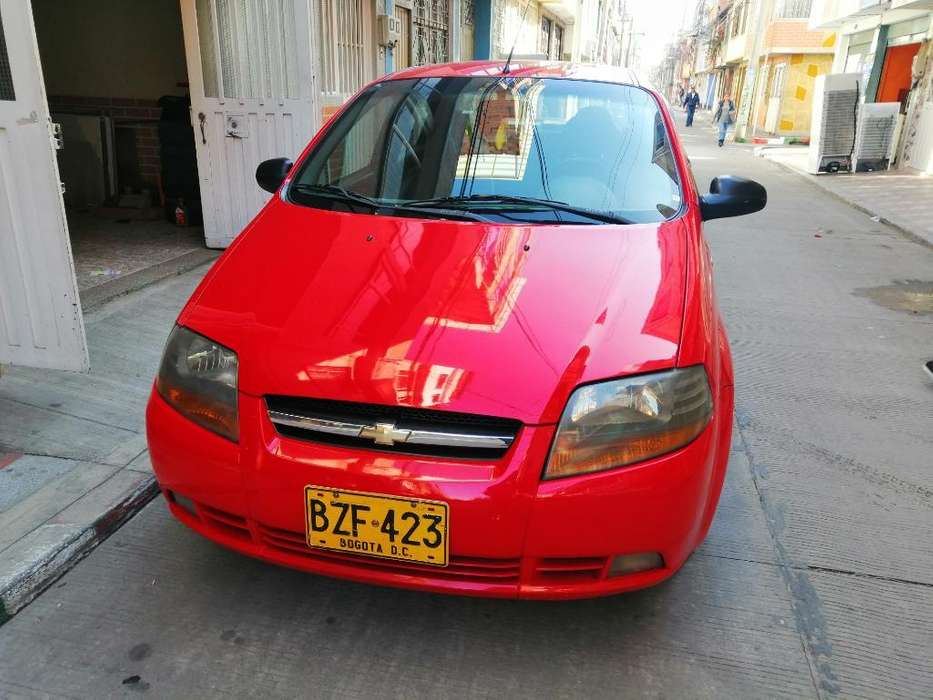 <strong>chevrolet</strong> Aveo 2007 - 165000 km