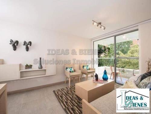 Apartamento En Venta Itagüi Sector La Aldea: Còdigo 892233