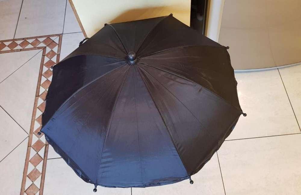 Sombrilla Parasol Para Cochecito De Bebe - Adaptable A Todos (medida Universal) - Zona: Ramos Mejía - 600.