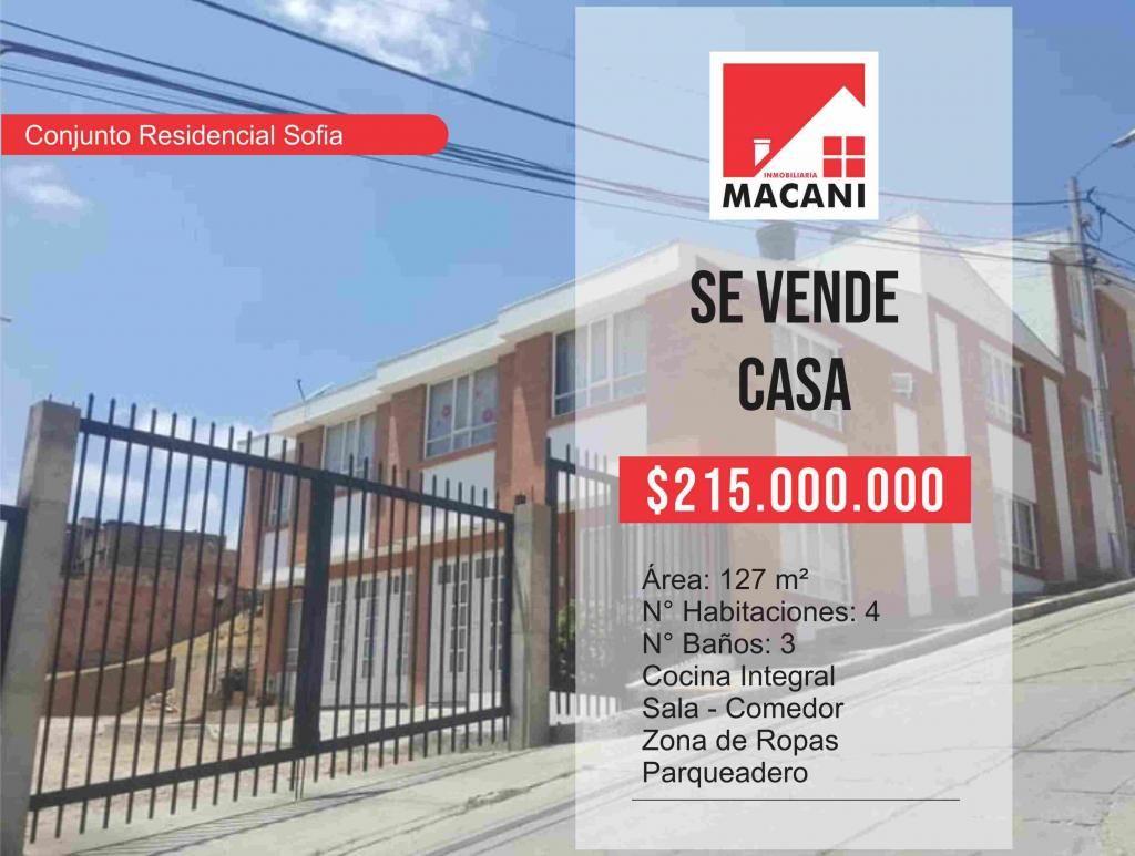 Se Vende Casa Barrio Santa Lucia - Hospital San Rafael
