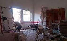 Trabajos de albañil plomeria ceramica arreglamos daños electricos pintamos llamenos estamos disponibles