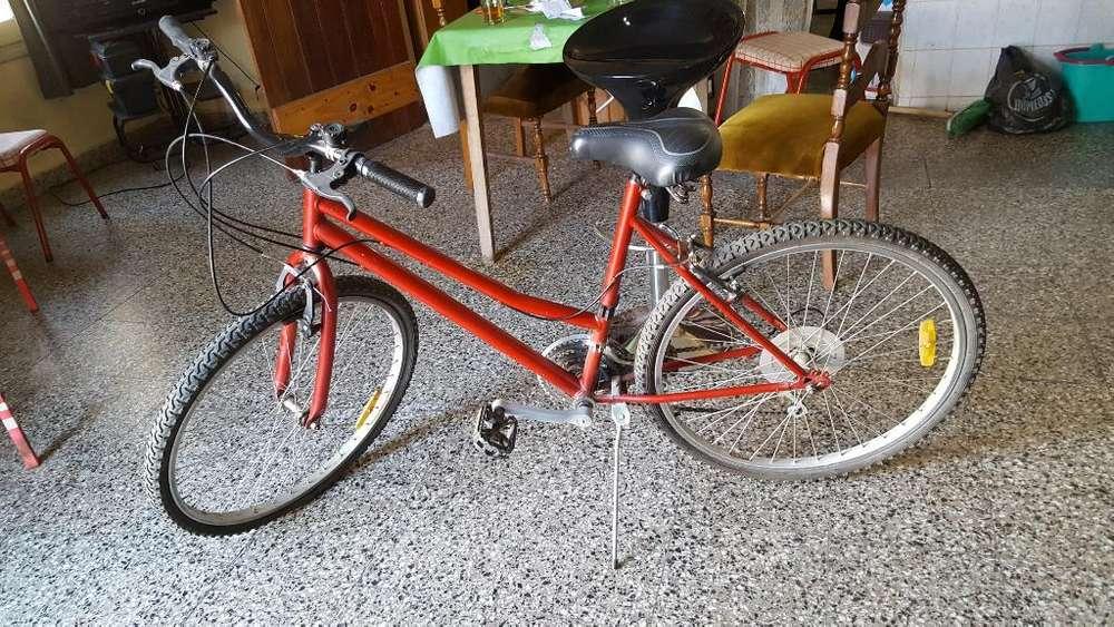Bici Mujer Rodado 26 Excelente Estado!!