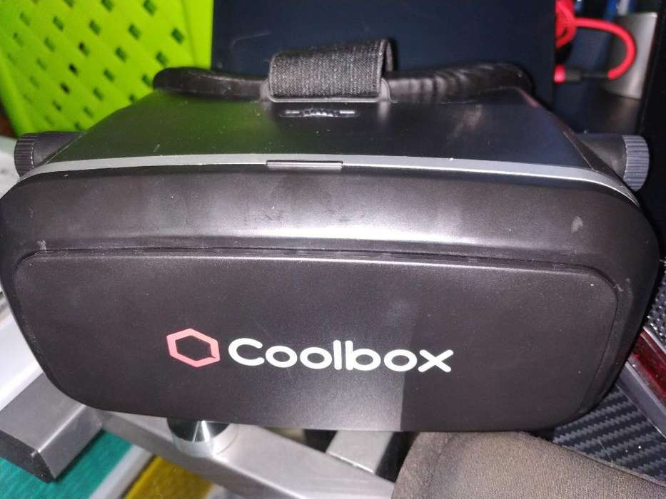 Visor de Realidad Virtual Coolbox Vr