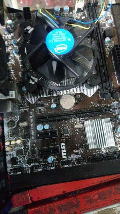 Combo Intel Septima Generacion