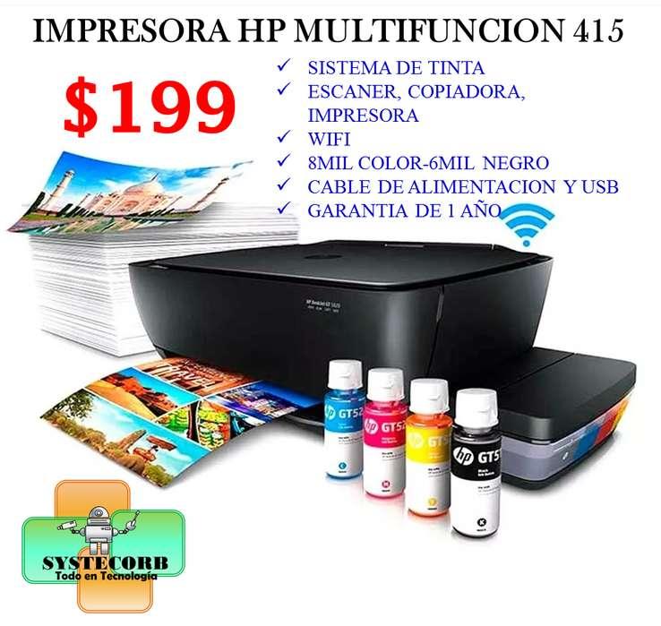IMPRESORA HP MULTIFUNCION 415