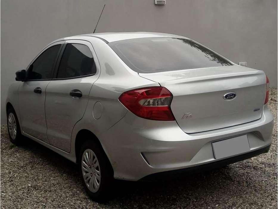 Ford Ka + 2019 - 4400 km