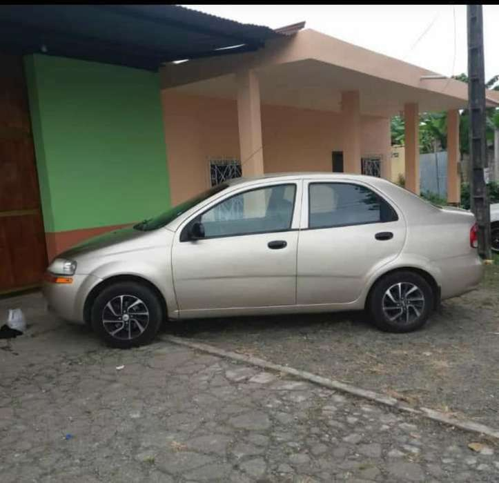 Chevrolet Aveo Family 2014 - 27600 km