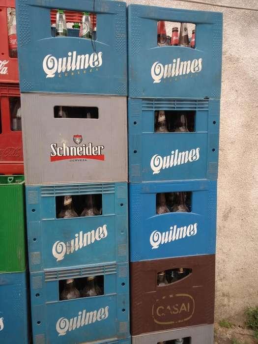 Vendo Cajones de Cerveza