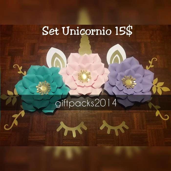 Set Unicornio