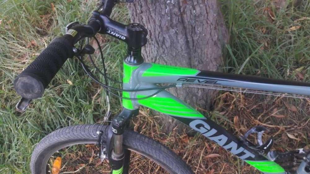 Bicicleta Giant Profesional semi-montañera