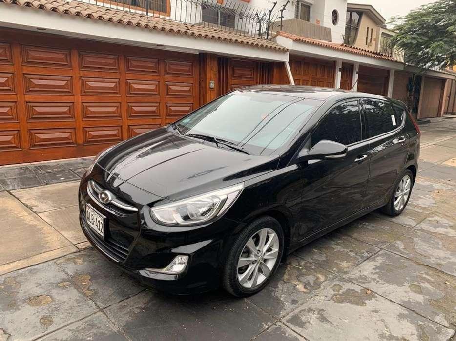 Hyundai Accent 2015 - 19000 km