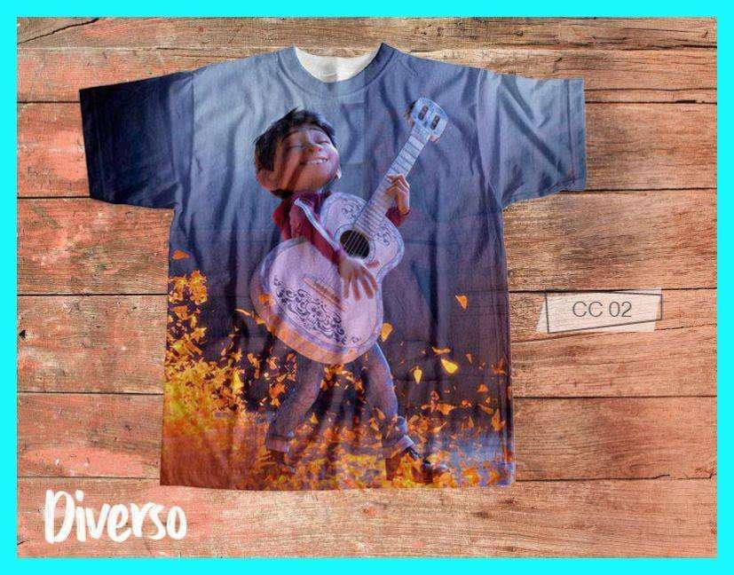 Camiseta Coco para Ellos