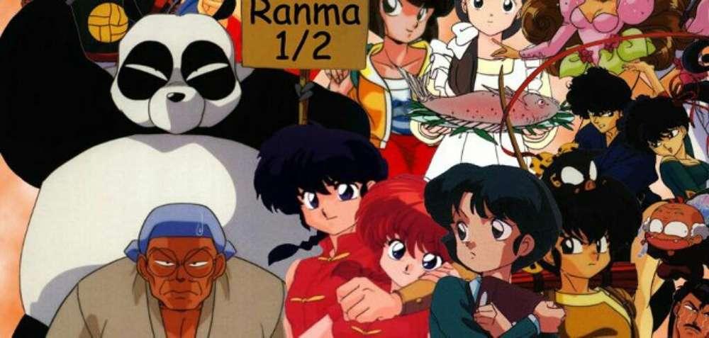 Serie Anime Ranma Completa Español